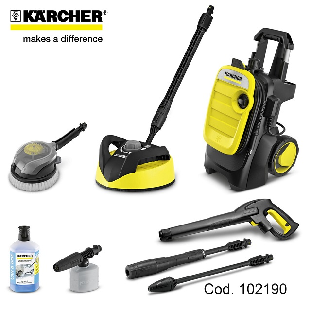Kärcher Kaercher idropulitrice k5 compact car and home