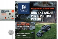 Brico Huqvarna Automower 2019