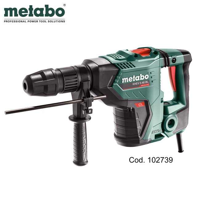 METABO MARTELLO COMBINATO KHEV 5-40 BL