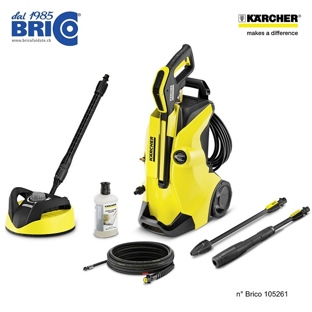 Kärcher idropulitrice K4 full control home & pipe